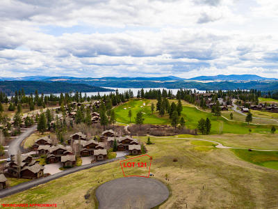 Coeur D'alene Residential Lots & Land For Sale: NNA Lot 121 Dunite Ct