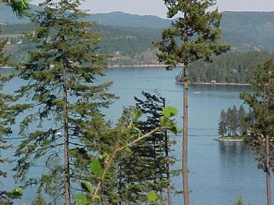 Coeur D'alene Residential Lots & Land For Sale: NKA W Harbor View Dr