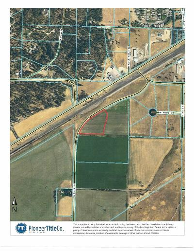 Hauser, Post Falls Residential Lots & Land For Sale: Beck Road & Prairie Ave
