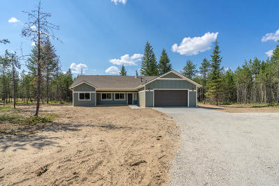 Rathdrum Single Family Home For Sale: L8B10 N Massif Rd