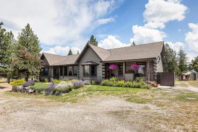 Athol Single Family Home For Sale: 35206 N Williams Lane