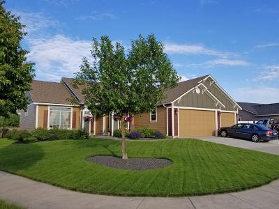 Rathdrum Single Family Home For Sale: 14844 N Pristine Cir