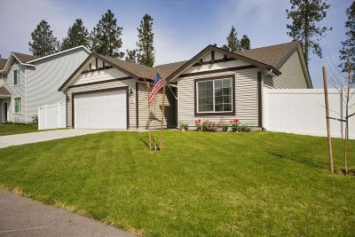 Rathdrum Single Family Home For Sale: 7099 W Christine