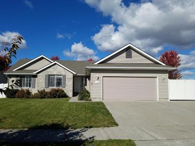 Post Falls Single Family Home For Sale: 1386 E. Stoneybrook Loop