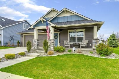 Coeur D'alene Single Family Home For Sale: 3011 W Rimbaud Ave