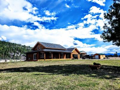 Bonners Ferry Single Family Home For Sale: 791 Deer Park Rd