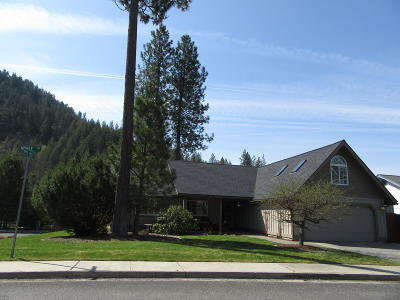 Coeur D'alene Single Family Home For Sale: 1806 E Noble Cir