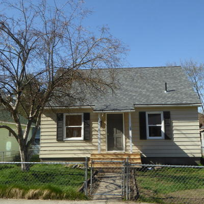Kellogg Single Family Home For Sale: 303 W Mission Ave