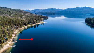 Priest Lake Single Family Home For Sale: 2106 Kalispell Bay Rd