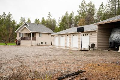 Rathdrum Single Family Home For Sale: 16145 N Radian Rd