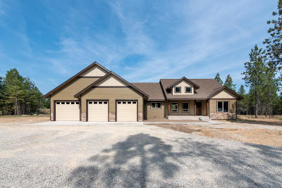 Rathdrum Single Family Home For Sale: Lot 6 Wandering Pines Road