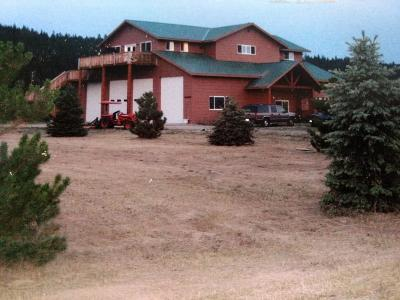 Bonners Ferry Single Family Home For Sale: 210 Fawn Ln