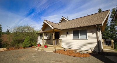 Worley Single Family Home For Sale: 1131 W Sargent Loop