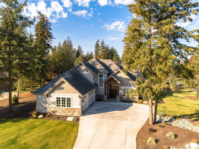 Hayden Single Family Home For Sale: 9049 N Fieldstone Dr
