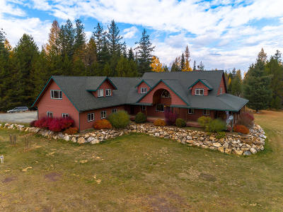Sandpoint Single Family Home For Sale: 818 Shepherds