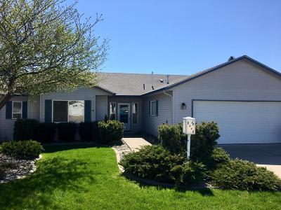 Hayden Single Family Home For Sale: 8498 N Dogwood Lane