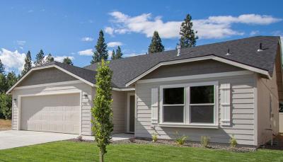 Hayden Single Family Home For Sale: 660 W Brundage Way