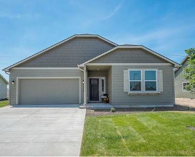 Hayden Single Family Home For Sale: 624 W Brundage Way