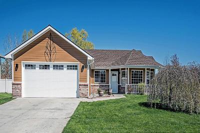 Post Falls Single Family Home For Sale: 635 E Bunker Ave