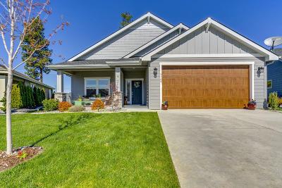 Coeur D'alene Single Family Home For Sale: 3164 W Bernoulli Loop