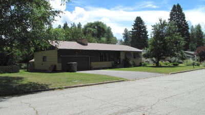 Sandpoint Single Family Home For Sale: 607 S Olive Ave