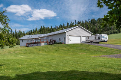 Plummer Farm & Ranch For Sale: 141 Old Hwy 5