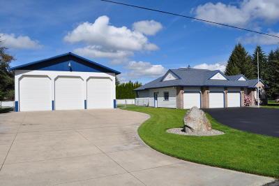 Coeur D'alene, Dalton Gardens Single Family Home For Sale: 7743 N Rude St