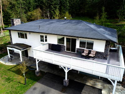 Coeur D'alene Single Family Home For Sale: 2788 E Hayden View Dr