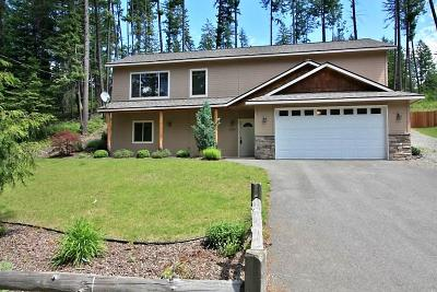 Rathdrum Single Family Home For Sale: 24582 N Dockside Ln
