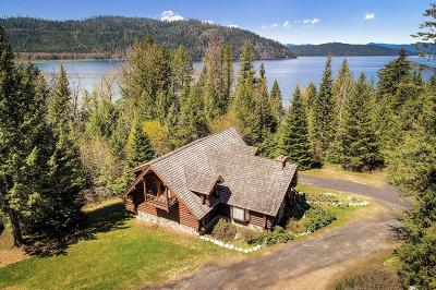 Priest Lake Single Family Home For Sale: 150 Bayview Dr.