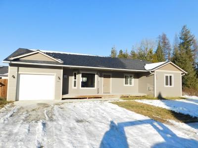 Sandpoint Single Family Home For Sale: 302 Ashlin Ct