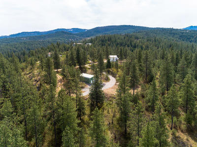 Hauser, Post Falls Residential Lots & Land For Sale: 14747 W Aloysius Way