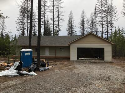 Blanchard Single Family Home For Sale: NKA Rogstad Powerline Road