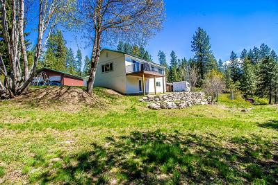 Rathdrum Single Family Home For Sale: 16414 N Reservoir Rd