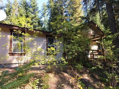 Shoshone County Mobile/Manufactured For Sale: 26883 Coeur D'alene River Rd