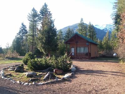 Clark Fork Single Family Home For Sale: 2481 Lightning Creek Rd