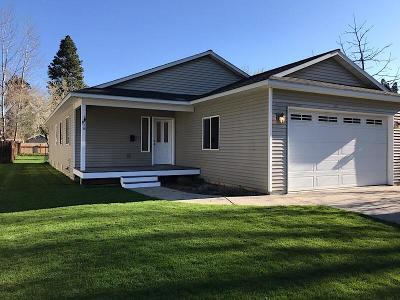 Sandpoint Single Family Home For Sale: 916 W Lake