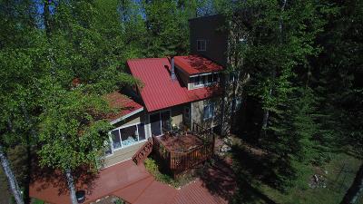 Sandpoint Single Family Home For Sale: 1577 Rolling Thunder Ridge Rd