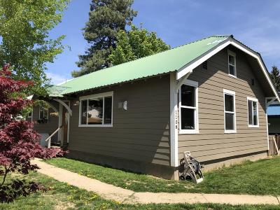 Sandpoint Single Family Home For Sale: 1108 Pine