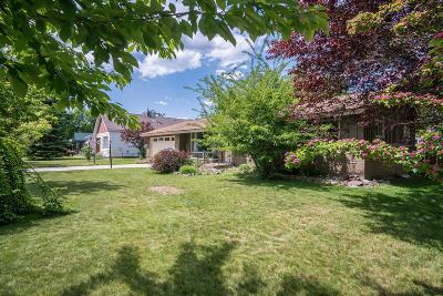 Sandpoint Single Family Home For Sale: 908 Cedar St