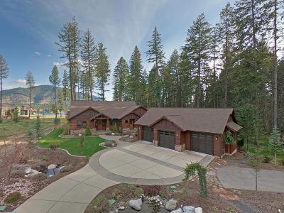 Hayden Single Family Home For Sale: 3670 E Basin Falls Rd