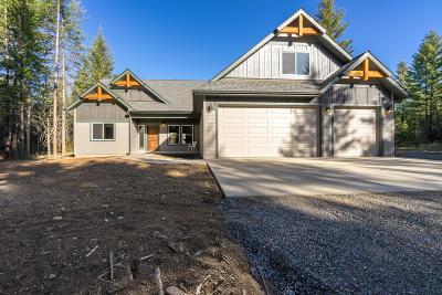 Rathdrum Single Family Home For Sale: L9B9 N Massif Rd