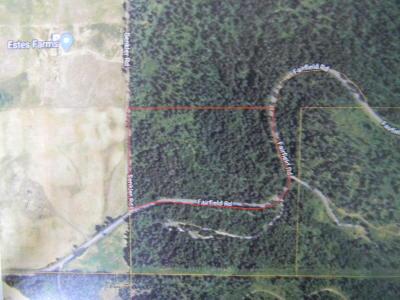 Benewah County Residential Lots & Land For Sale: NKA Fairfield & Sinkler Rd.