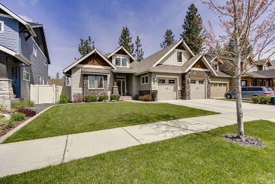 Coeur D'alene Single Family Home For Sale: 2483 W Moselle Dr