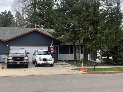 Sandpoint Single Family Home For Sale: 1821 Spruce Street