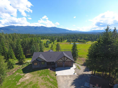 Bonners Ferry Single Family Home For Sale: 659 Pintail Dr