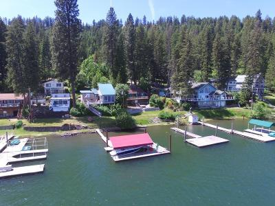 Worley Single Family Home For Sale: 25096 S Cleland Bay Rd