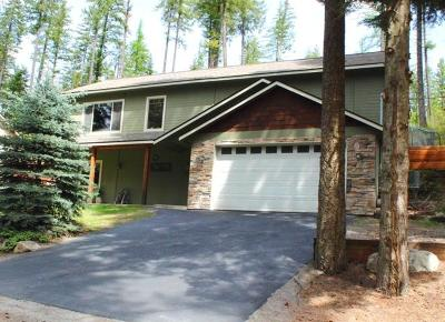 Rathdrum Single Family Home For Sale: 24544 N Dockside Ln