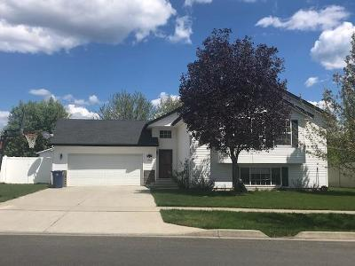 Hayden Single Family Home For Sale: 8160 N Courcelles Pkwy