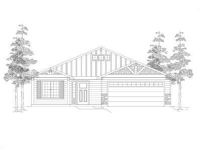 Worley Single Family Home For Sale: NKA S Finnebott Rd #LOT 10